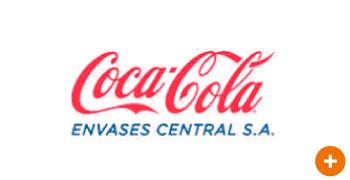 CLIENTE: COCA-COLA ENVASE CENTRAL